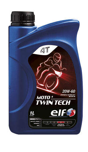 Produkt Bild: ELF MOTO 4 TWIN TECH 20W-60