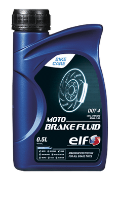 Produkt Bild: ELF MOTO BRAKE FLUID DOT 4